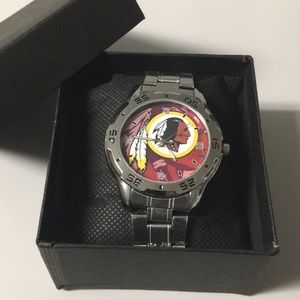 🔴 New Washington Redskins Watch With Box